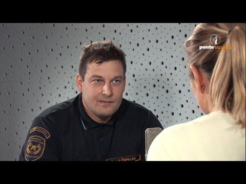 Pavel Čepelák – hasič: Poměr fyzické a psychické náročnosti je 50:50