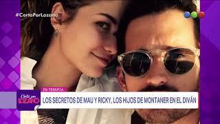 Mau y Ricky Montaner en el diván de Vero - Cortá por Lozano 2018