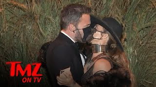 Jennifer Lopez & Ben Affleck Not Following Each Other on Instagram | TMZ TV