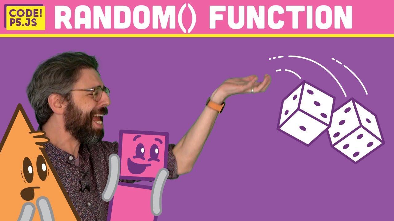 Random() Function - p5.js Tutorial