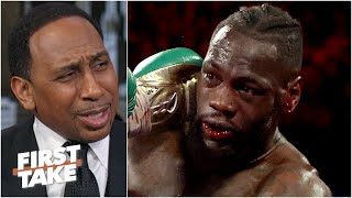Download Stephen A. reacts to Tyson Fury vs. Deontay Wilder II: I've been having nightmares! | First Take Mp3 and Videos