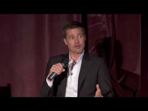 Stream for Allied: Brad Pitt & Marion Cotillard Question and Answer Session in LA