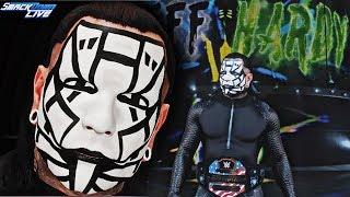 WWE 2K18: Jeff Hardy Smackdown Live 6/19/2018 Face Paint Mod w/ Updated Entrance Trons!