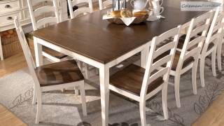 Whitesburg Dining Room Collection From Signature Design By Ashly
