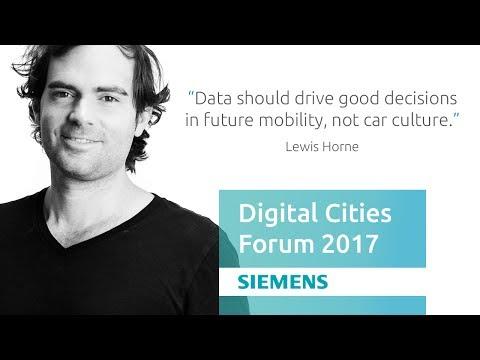 Less Car, Less Cars – The Uniti Vision | Siemens Digital Cities Forum