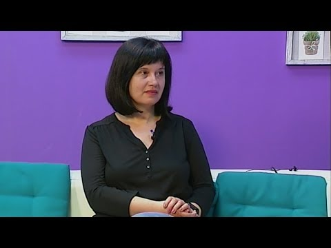 UA: БУКОВИНА: Наталія Нечаєва-Юрійчук про громадянську освіту.