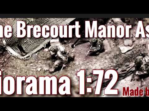 Download How To Build A Diorama The Brecourt Manor Assault D Day 1