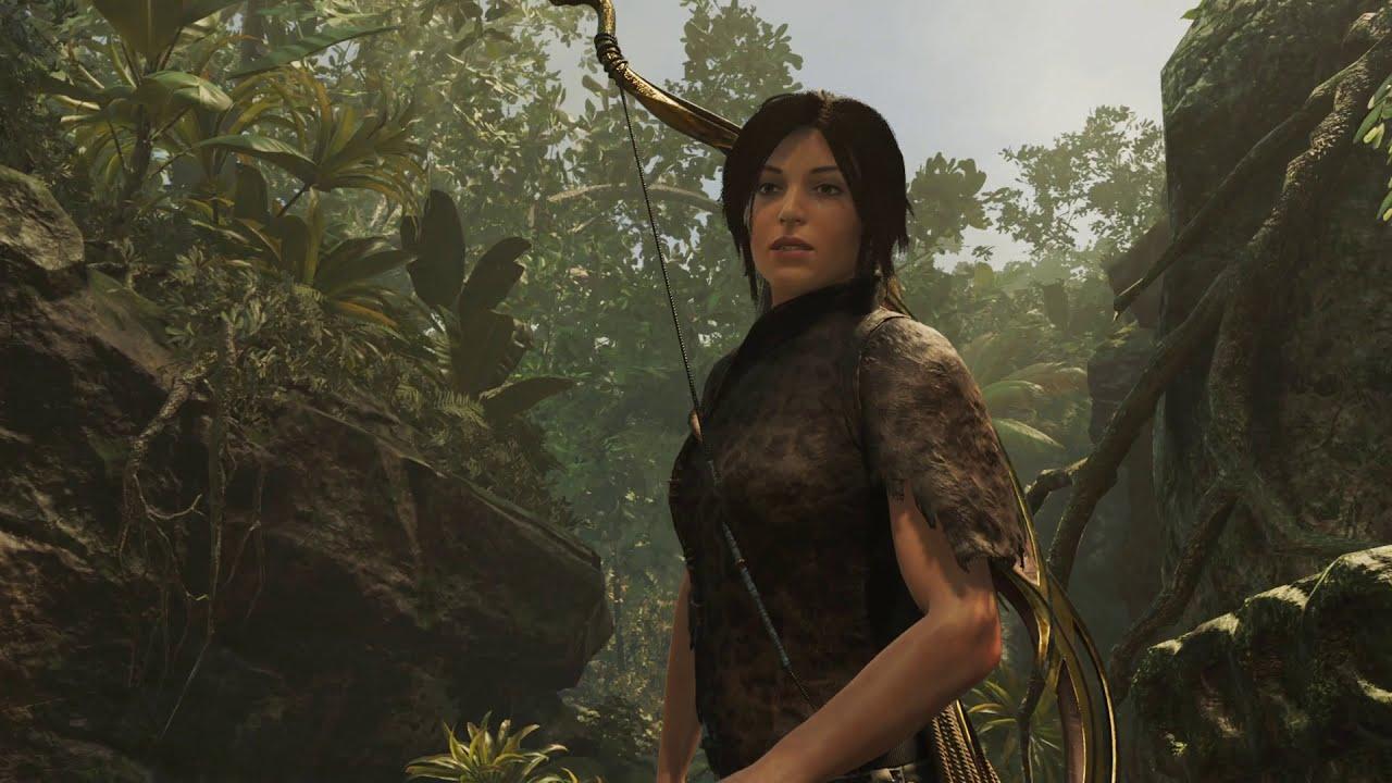 Shadow of the Tomb Raider HD - Area 2: Peruvian Jungle part 2 картинки