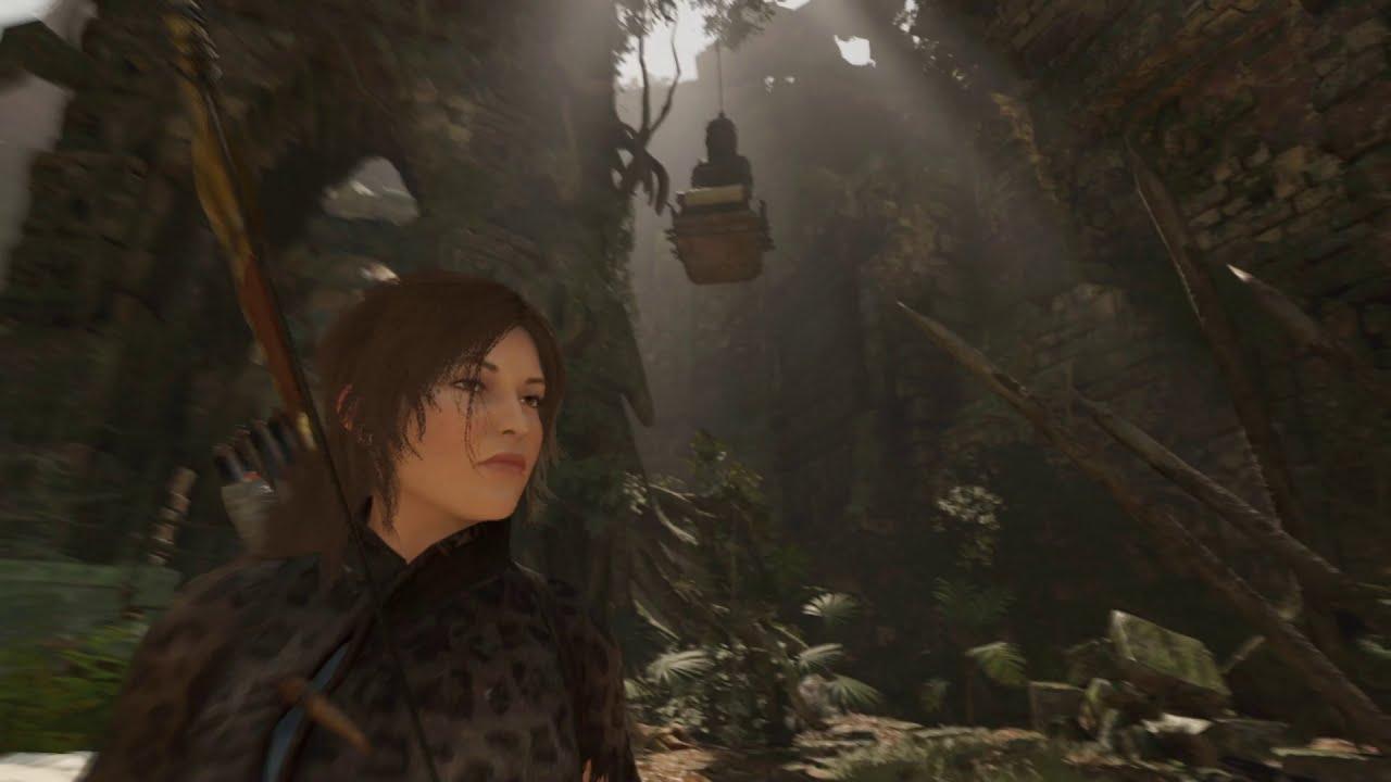 Shadow of the Tomb Raider HD - Area 2: Peruvian Jungle part 2 фотки