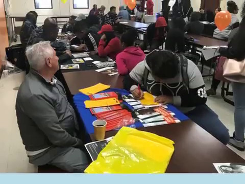 New Dawn Charter High School 2017 College and Career Fairs