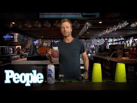 Go Behind the Scenes at Dierks Bentley's Bar! | People
