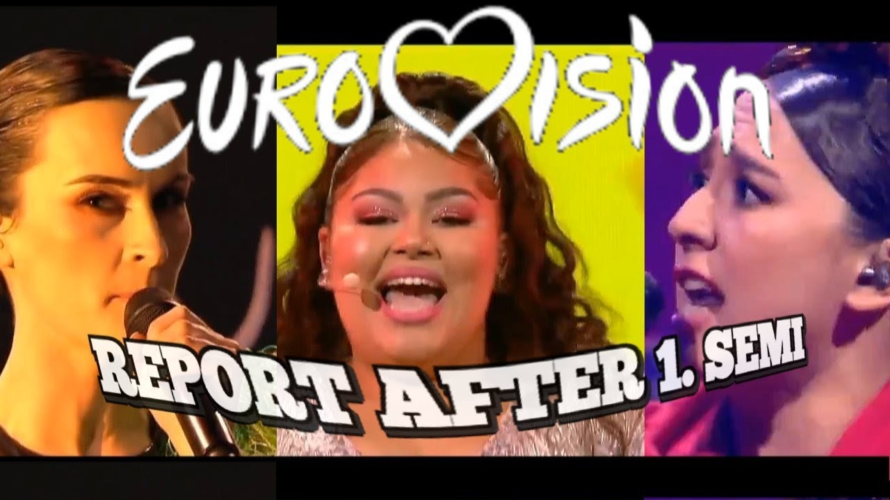 Eurovision 2021 Report after Semi Final 1 ORF English subtitles available