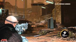 Red Faction: Armageddon Gameplay | 1080P HD/EN/PC