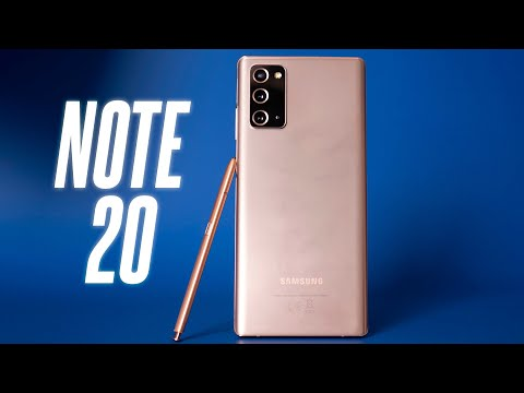 Samsung Galaxy Note 20 Review