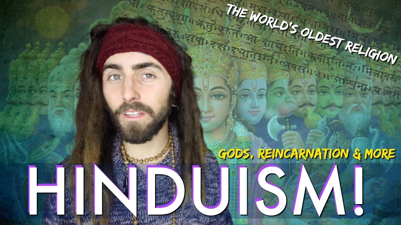 Hinduism! (The World's Oldest Religion Explained)