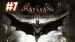 """Batman: Arkham Knight"" Walkthrough (Hard), Part 7: Destroy Cobra Drones and Missile Launcher"