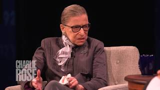 Justice Ginsburg's concerned about