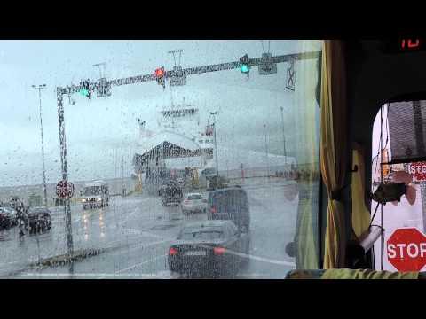 Остров Муху. На паром Muhumaa от Kuivastu - Virtsu 2013.10.18 fri -0069