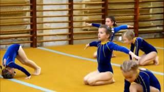 pierwszy krok gimnastyczny madzi