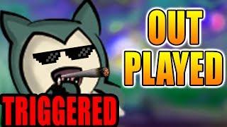 LOL Challenger Thug Life Edition - Noway4u Smurfing (Deutsch/German) League Of Legends Gameplay