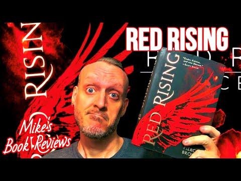 Red Rising by Pierce Brown Book Review (Red Rising Saga #1)