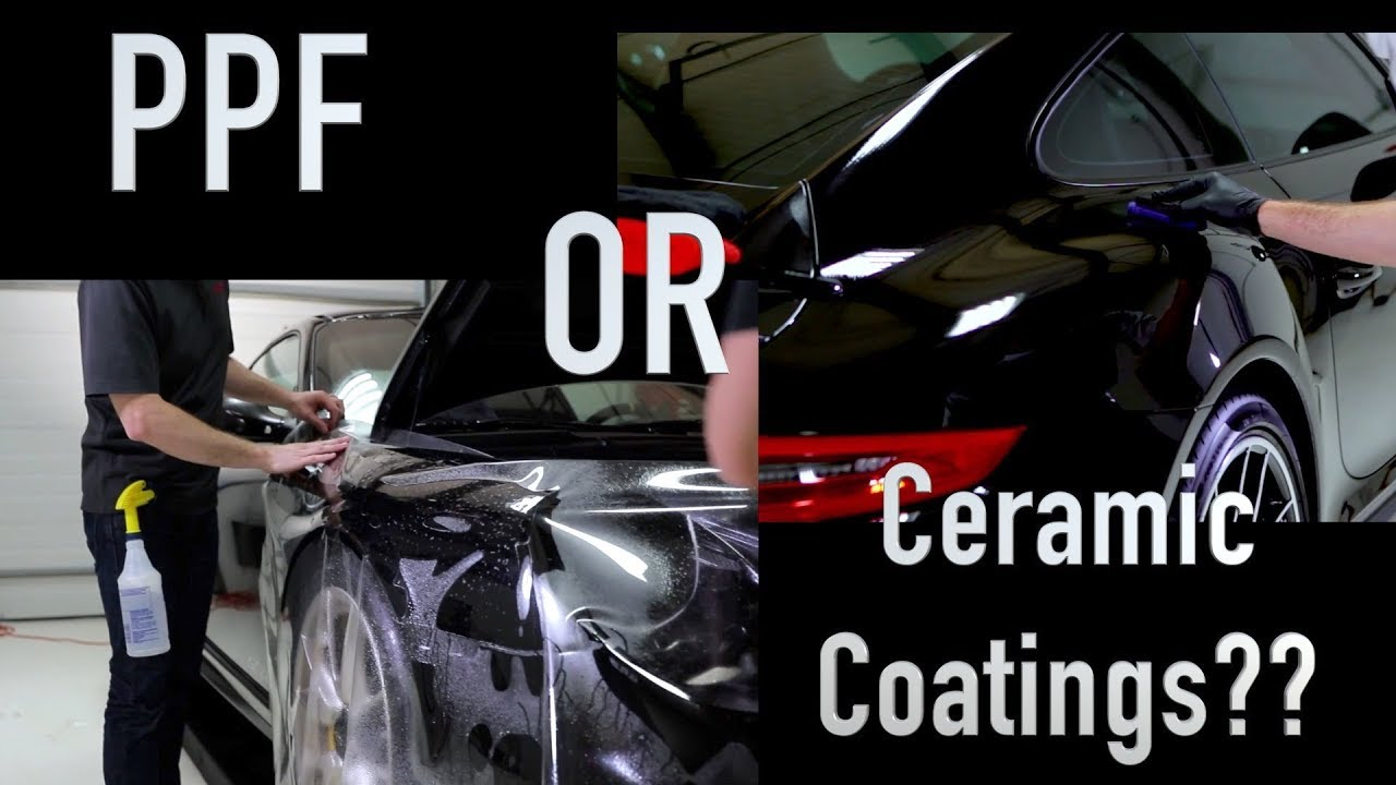 Are you Wasting Your Money? Paint Protection vs Ceramic Coating??