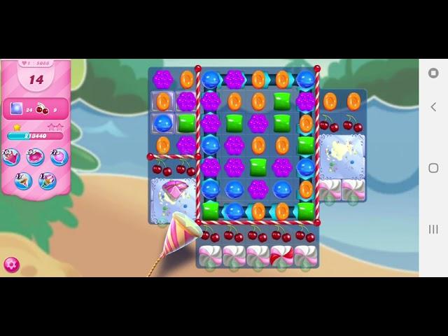 Candy Crush Saga level 5086