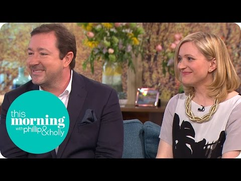 Home Fires' Daniel Ryan And Claire Price On Accents And Getting Emotional | This Morning