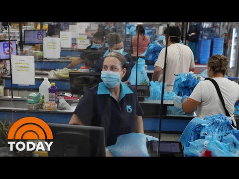 As Coronavirus Cases Grow At Food Plants, Grocery Shopping Is Changing | TODAY