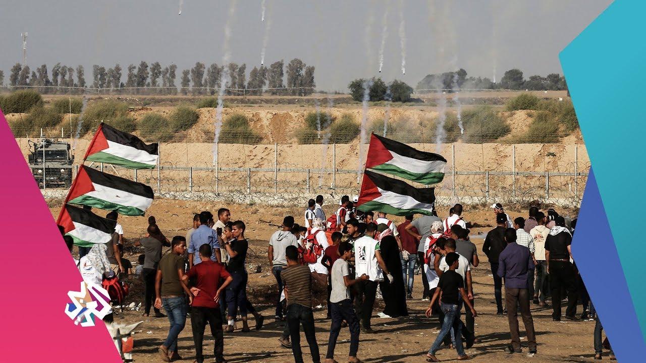 قناة العربي:العربي اليوم   غزة .. مسيرات العودة