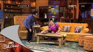 Ini Talk Show 21 November 2014 Part 1/4 - Fitri Tropica, Angel Pieters, Marcell Darwin