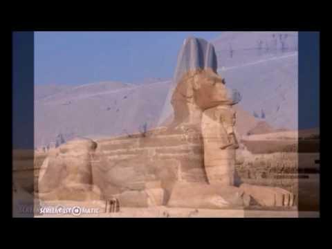 Eye Test ~ Sphinx As Anubis