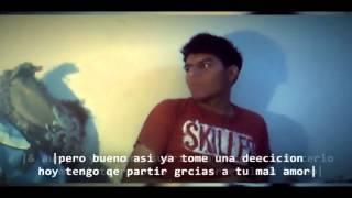 Tu Tiempo Termino - McAlexiz Garcia (VideoClip Oficial) / Rap Romantico