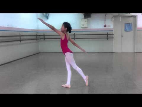 Nadia's Ballet Grade 4 - Studies (Part 1)