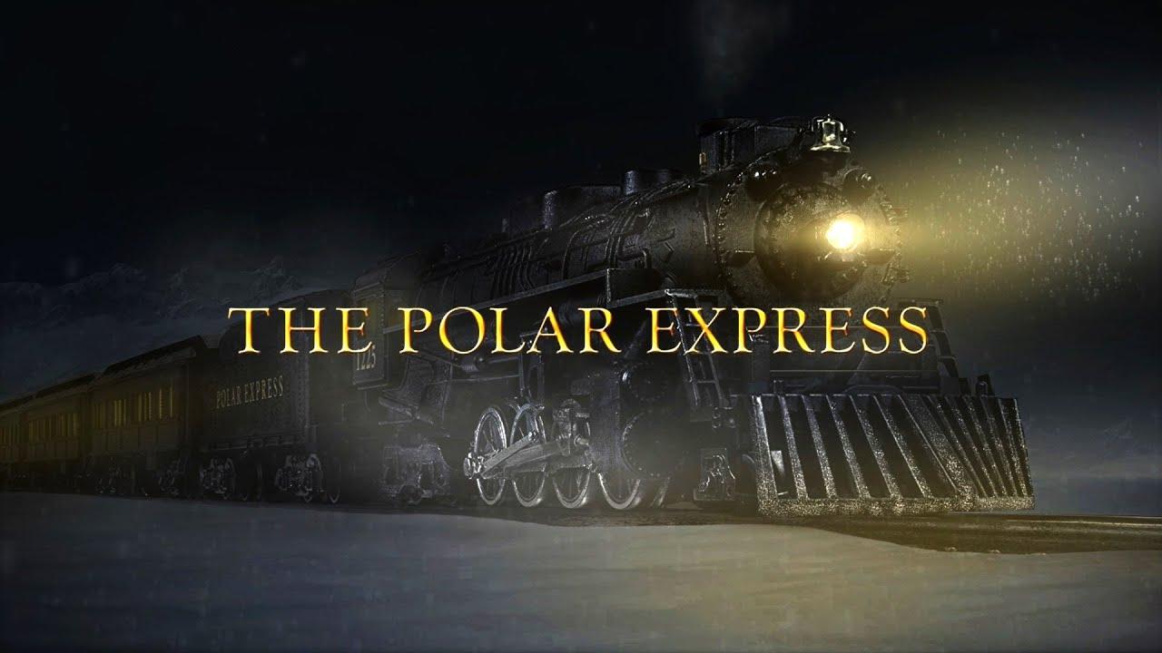 Asmr The Polar Express Wind Train Locomotive Ambience Youtube
