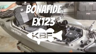 Bonafide Kayaks EX123 Expedition | Initial Impressions and Outfitting