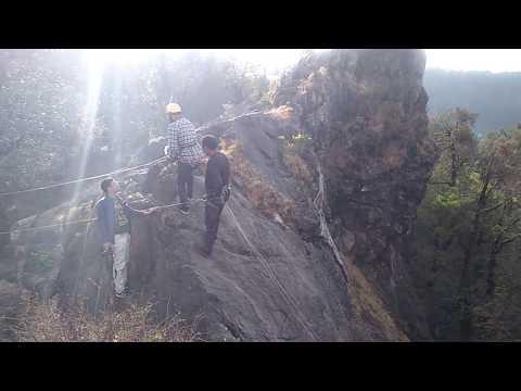 Tiffin Top || Rock Climbing At Nainital Tiffin Top
