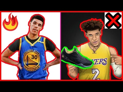 Why Lonzo Ball already proved to be...
