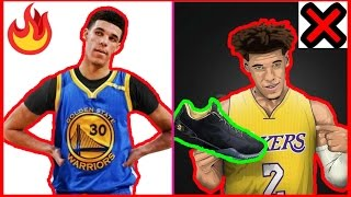 Why Lonzo Ball already proved to be BIGGEST BUST in NBA history!! Lonzos Shoe DESTROYED by players