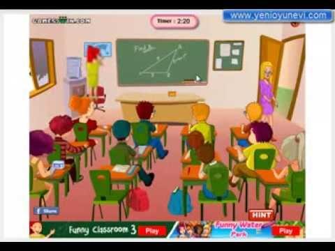 Yaramaz Sınıf 3 Naughty Classroom Youtube