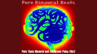 Pure Theta Binaural and Isochronic Pulse (6hz)