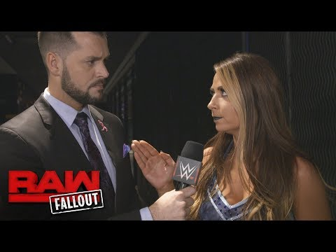 Emma on why everyone should be talking about her, not Asuka: Raw Fallout, Oct. 9, 2017