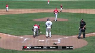 Highlights: Dayton Baseball vs Davidson