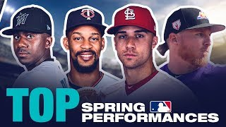 Starting Hot: Top Performers of Spring