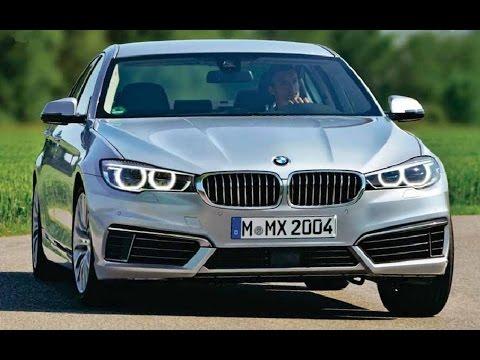 BMW Autonomous System on 2017 5-Series