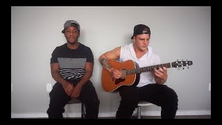 Chris Brown - Undecided (Konah & Riley Cover)