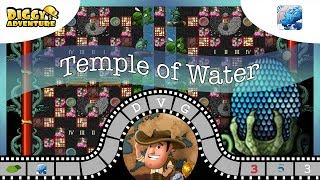 [~Dragon of  Water~] #3 Temple of Water - Diggy