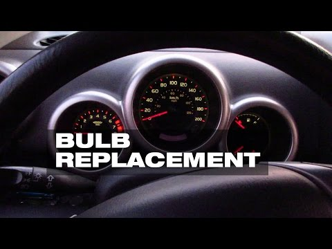 Honda Element Dash Lights Behind Speedometer Toshiba V-2 Bulbs