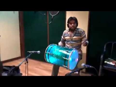 Dhol recording