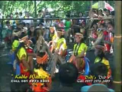 Jathilan Kudho Wasisyo Putri Traditional Javanisme Art Dance